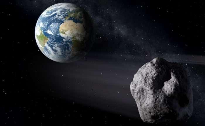 Watch Asteroid 2016 VA pass through Earth's shadow