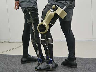Wearable Modular Device To Facilitate Walking Rehabilitation