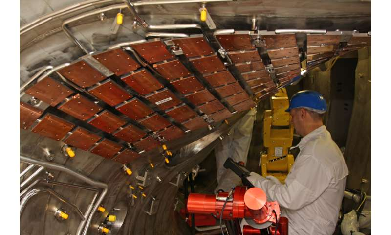Wendelstein 7-X: Upgrading after successful first round of experiments