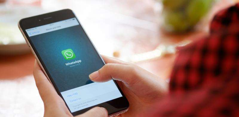 WhatsApp—a great idea for mates but a terrible one for ministers