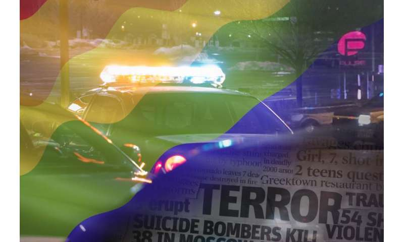 When hate and terror collide