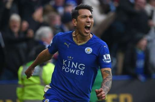 When Leicester's Leonardo Ulloa scored an 89th-minute winner in last month's win over Norwich City, fans' celebrations sparked a