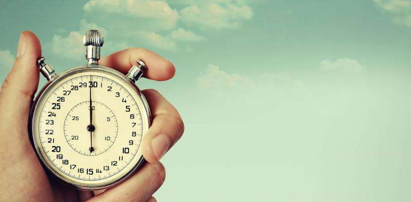 Why does time seem to go by more quickly as we get older?
