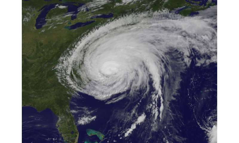 Why Hurricane Irene fizzled as it neared New Jersey in 2011