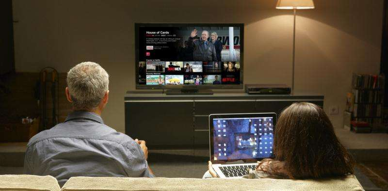 Why Netflix wants you to watch an extra screen