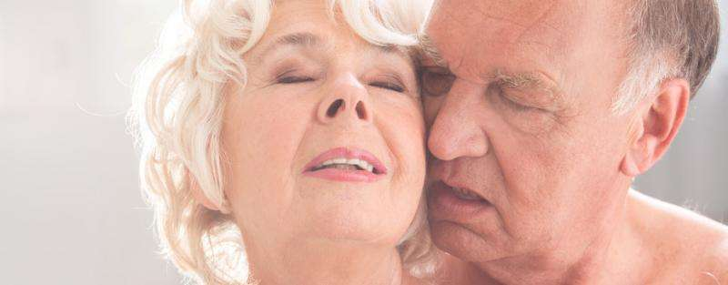Why sex gets better in older age