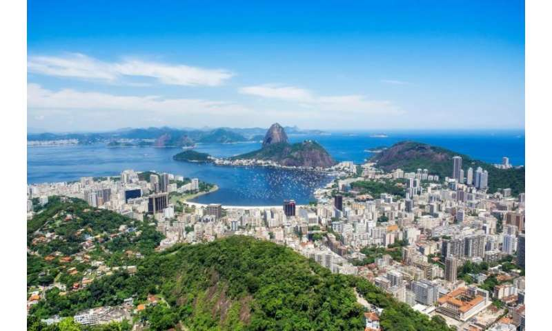 Why Zika risk is low for Olympic athletes in Rio