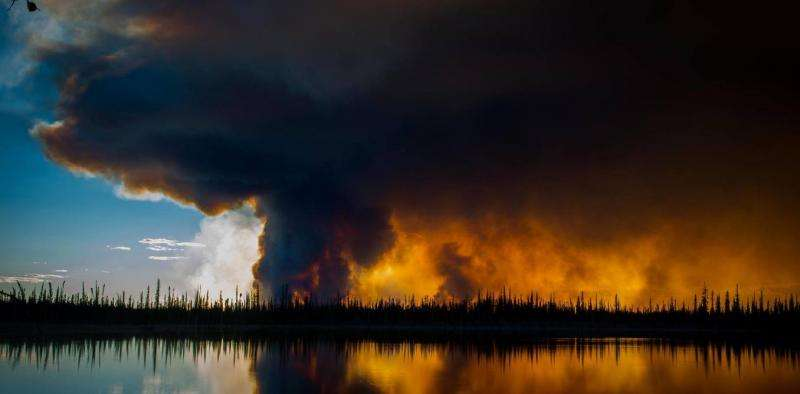 Wildfires in West have gotten bigger, more frequent and longer since the 1980s
