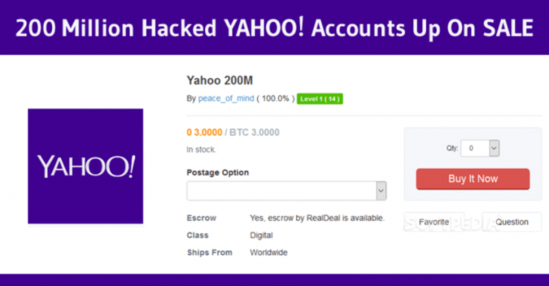 Will the hack of 500 million Yahoo accounts get everyone to protect their passwords?