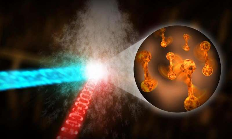 World's fastest electron diffraction snapshots of atomic motions in gases