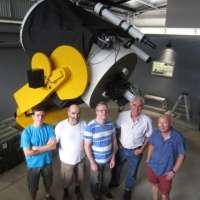 Zadko telescope and Parkes 'dish' join hunt for mystery radio flashes