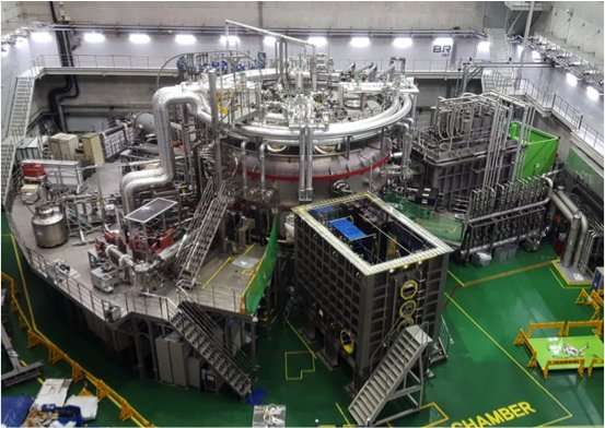 Physicists improve vertical stability of superconducting Korean tokamak