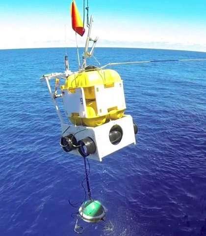 """Scientists capture Earth's """"hum"""" on ocean floor"""