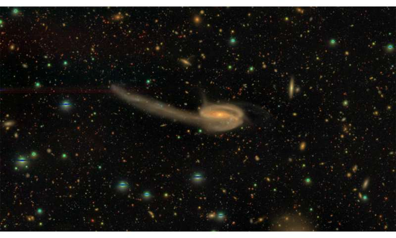 A new cosmic survey offers unprecedented view of galaxies