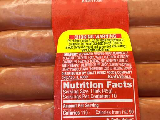 Are hot dogs healthier without added nitrites?