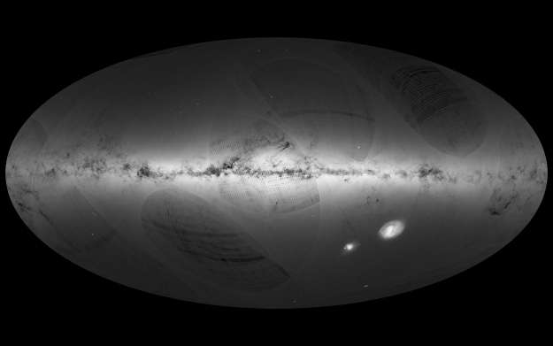Artificial brain helps Gaia catch speeding stars