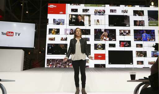 Beyond cat videos: YouTube will offer its own pay-TV service (Update)