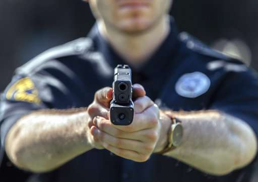 Body cameras, now gun cameras? Some police trying them out