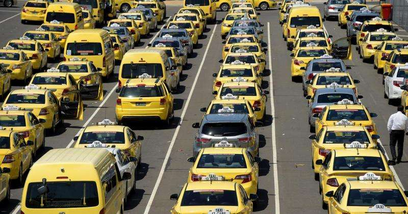 Cabbies' health the focus of  smartphone app trial