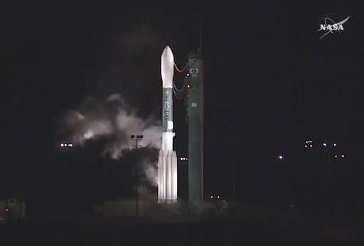 California launch of new US weather satellite postponed