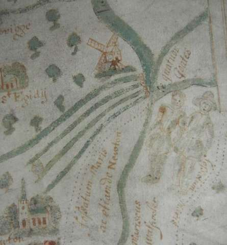Casting light on the dark ages—Anglo-Saxon fenland is re-imagined