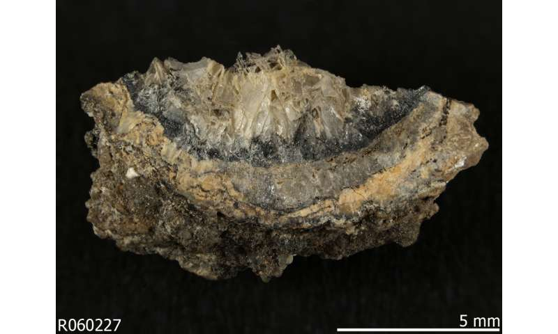 Catalog of 208 human-caused minerals bolsters argument to declare 'Anthropocene Epoch'