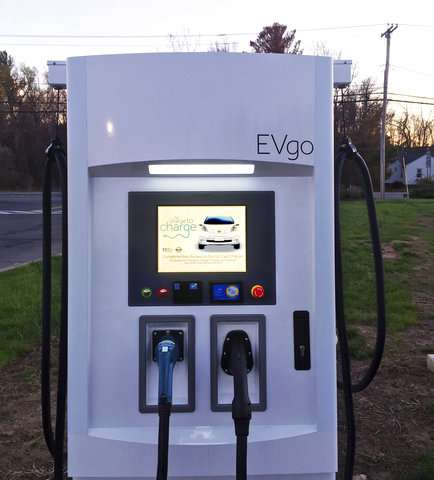 Charge me up: Rural electric drivers face 'range anxiety'