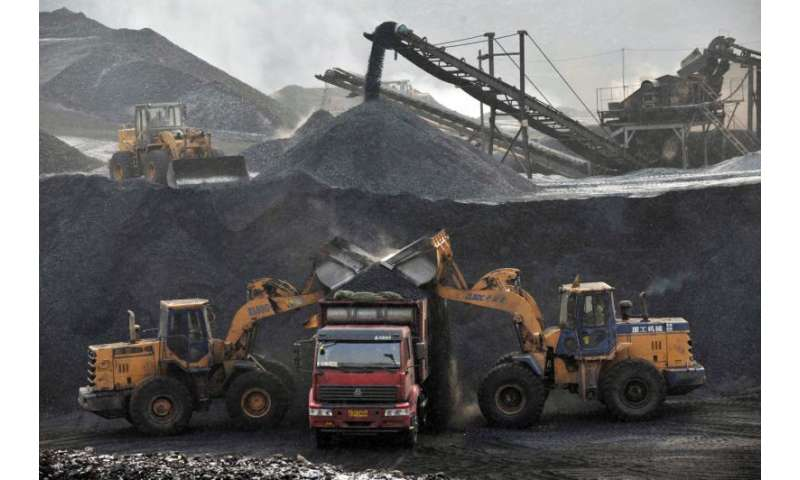 China is planning ahead for life after coal