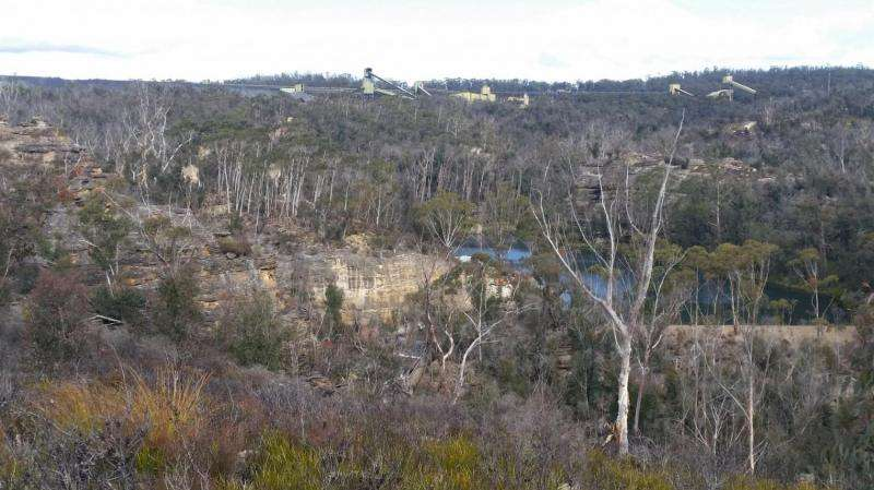 Cleaning up coal-mining pollution in a World Heritage-listed river