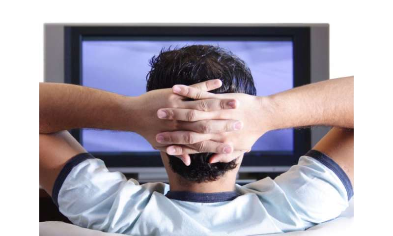 'Couch potatoes' may face higher risk of kidney, bladder cancers