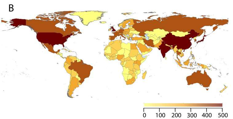 Critical gaps in our knowledge of where infectious diseases occur