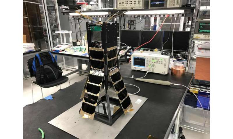CXBN-2 CubeSat to embark on an important X-ray astronomy mission