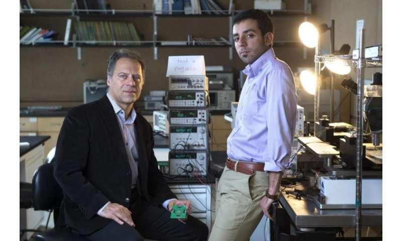 Engineers develop powerful millimeter-wave signal generator