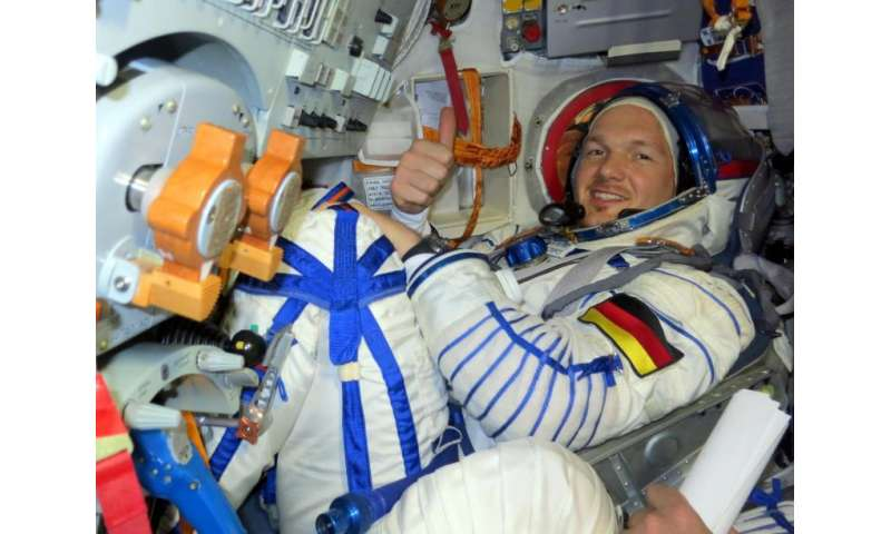ESA astronaut Alexander Gerst to return to ISS for Horizons mission in 2018