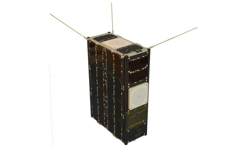 ESA's next satellite propelled by butane
