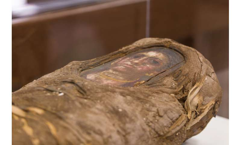 First-of-its-kind mummy study reveals clues to girl's story