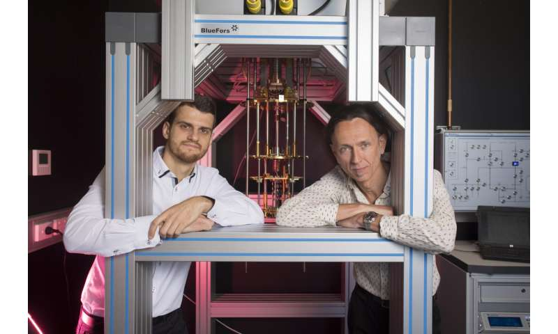 Flip-flop qubits: Radical new quantum computing design invented