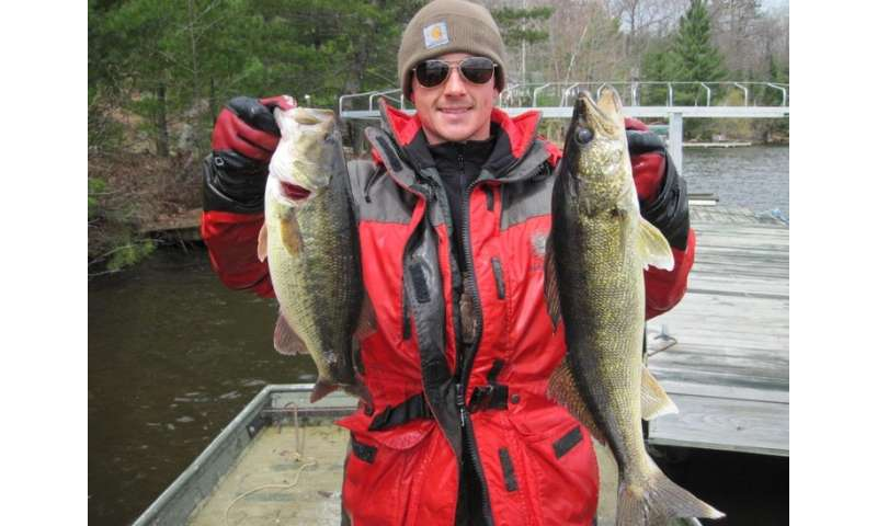 From brook trout to walleyes, warming waters to play havoc with fisheries