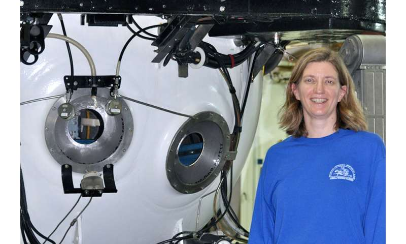 FSU researcher makes deep-sea coral reefs discovery in depths of the North-Pacific