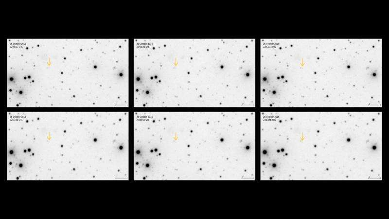 Gaia turns its eyes to asteroid hunting