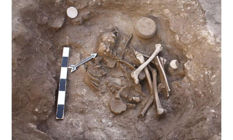 Genetic evidence from the South Caucasus region shows surprising long-term stability