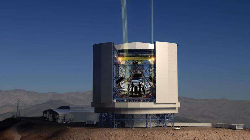 Giant Magellan Telescope poised to answer some of humanity's biggest questions