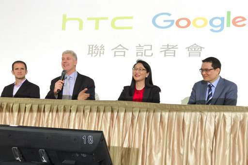 Google buys HTC's Pixel team in $1.1B bet on devices