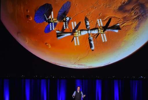 Governments and private firms are collaborating on projects to send humans to new frontiers, with NASA planning missions to the