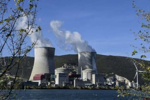 Greenpeace said the protest at Cruas-Meysse plant in France proved that security around spent nuclear fuel pools was particularl