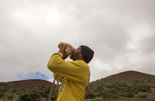 Hawaii land board grants permit to build divisive telescope
