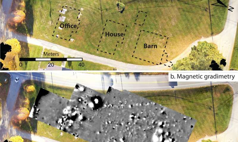 How aerial thermal imagery is revolutionizing archaeology