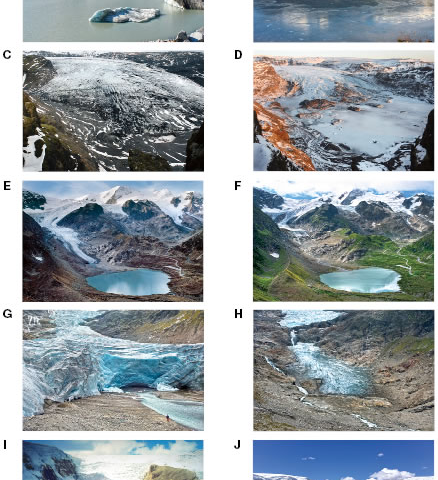 In new paper, scientists explain climate change using before/after photographic evidence