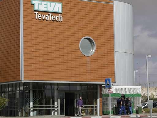 Israeli drugmaker Teva to cut quarter of global work force