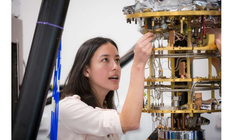 Key component to scale up quantum computing
